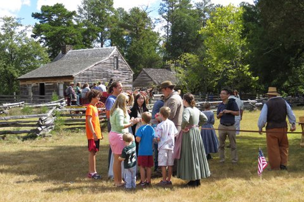 Market Fair at the Bennett Farm
